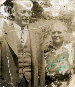 Rev. & Mrs. B.F. Austin