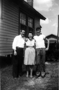 Grady, Lucille & Robert Chaney