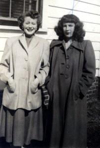 """Martha Sue & Doretha """"Sis"""" Chaney"""