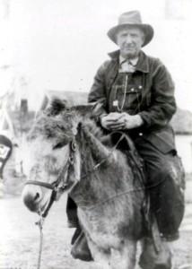 Theodore Cloer, husband of Belle Moss Cloer