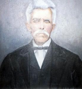 Rev. William Vandiver Moss