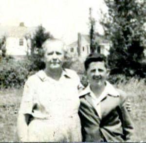 Winnie Moss Chaney, Doug Gladden