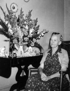 Winnie Moss Chaney, 1960
