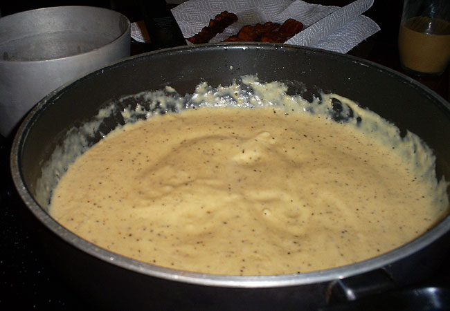 Breakfast Gravy