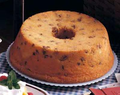Black Walnut Poundcake